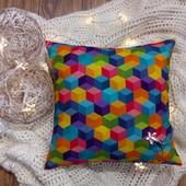 Декоративная интерьерная подушка Сигет