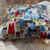 Декоративная интерьерная подушка Версаль
