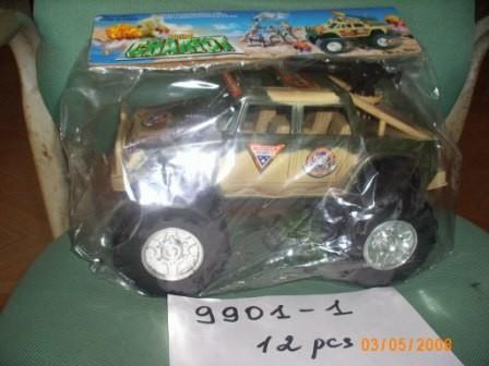 Джип военный ty9901-1 инерц фото №1