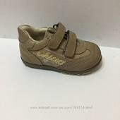chicco новые кожаные ботинки кроссовки р. 18, 21, 23