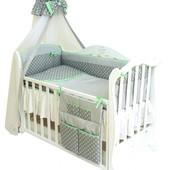 Детская постель Twins Premium Glamur P-004