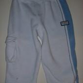 тёплые штаны на мальчика 2-3 года