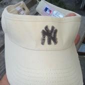 Фірмовий брендовий козирьок-кепка. New York (Нью Йорк)