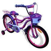 Азимут Киди 16 18 20 Azimut Kiddy велосипед двухколесный детский девочки
