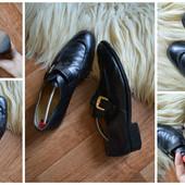 Натуральные кожаные туфли. Италия.р-р 44-45