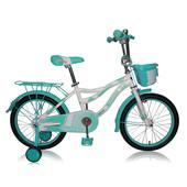 Кроссер Киди 16 18 20 Azimut Kiddy велосипед двухколесный детский девочки