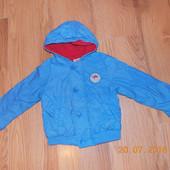 Демисезонная куртка Ladybird для мальчика 12-18 месяцев, 86 см