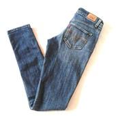 Купить джинсы женские слимы Levi´s модель 524 размер 1 medium