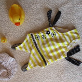 детский купальник penelope mack, кепка в подарок!