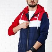 Жилетки Adidas (46-52 р-р)