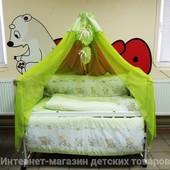 Комплект детского постельного белья Bonna Мишки Дети