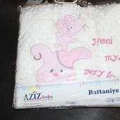 Одеяло-конверт фактурное Aziz bebe