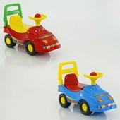 Каталка-толокар Беби такси 1196 2 цвета Интелком