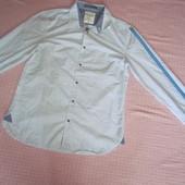 Рубашка мужская новая с Бельгии