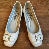 Туфли балетки S.Oliver 40 р-р  26 см по стельке