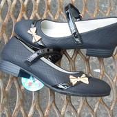 Качественные туфли размеры 32-37 в наличии