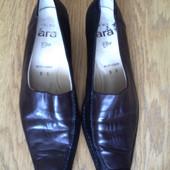 Туфлі шкіряні  р.8 G/42 стелька 29.5 ARA