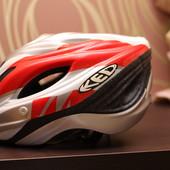 Велошолом KED