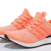 Кроссовки Adidas Ultra Boost Orange, код fr-1340