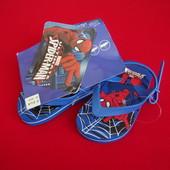 Вьетнамки сандалии Spiderman 23-24 размер