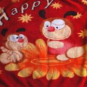 Детское одеяло-плед по 100 и 130 грн