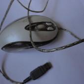 Мышка в ноутбук