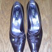 Туфлі шкіряні р.40 стелька 29 см Gabоr