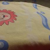 Постельный комплект в детскую кроватку.140/105 см