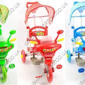 Детский велосипед-качалка gm 01