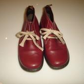 Кожаные ботинки Dr. Martens , размер 42, стелька 27 см в идеале
