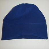 шапка флисовая на 1.5-2 года