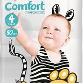 Подгузники (памперсы) Libero Comfort Zoo Giga Pack все размеры
