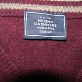 John Lewis merino cashmere свитер. Оригинал. Италия