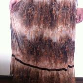 Длинная юбка сетка