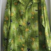 Блузка новая красивая наш 54-56р
