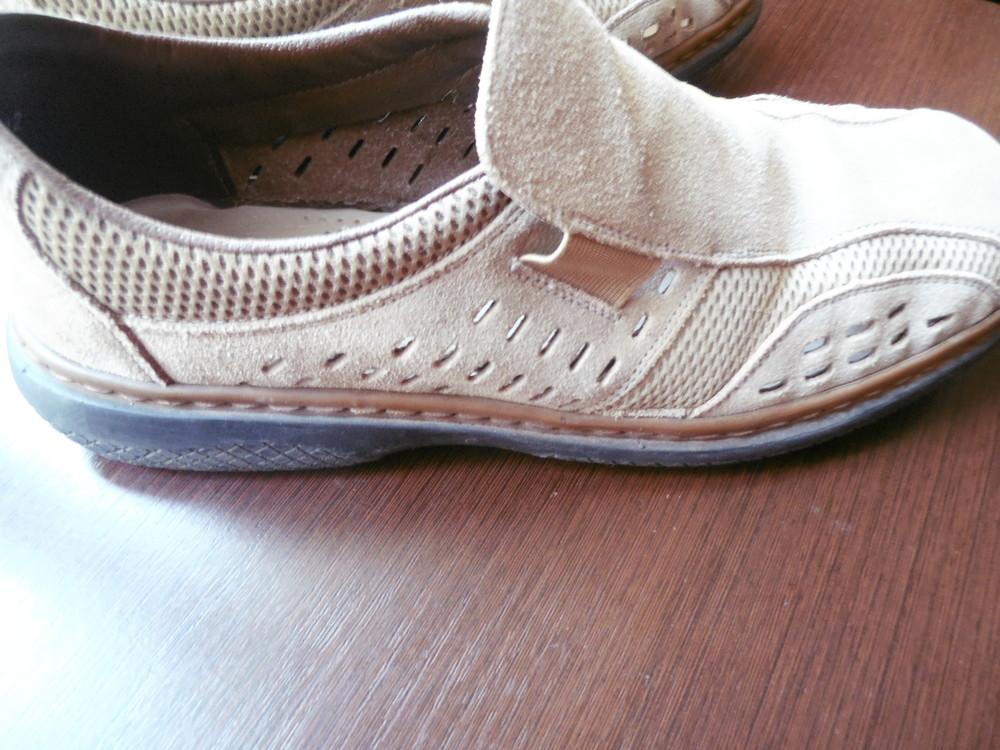 Туфлі 44 р. чол.Rieker фото №1