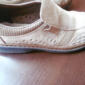 Туфлі 44 р. чол.Rieker
