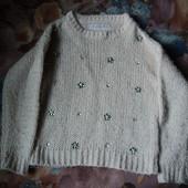 свитер на 8-9 лет ,рост 134 см