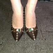 туфли Luciano Carvari в идеальном состоянии