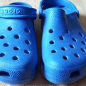 Кроксы фирменные Crocs р.45-29.5см