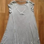 Платье в полоску LFT