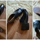 Стильные туфли-оксфорды Loake,р-р 42