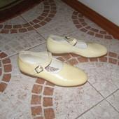 Ортопедичні туфельки 36 розмір 23 см шкіра
