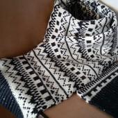 Крутой новый шарф в орнамент от Cedar Wood State.