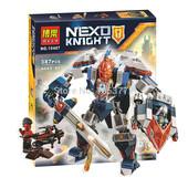Конструктор 10487 Nexo Knights нексо найтс Бела Bela