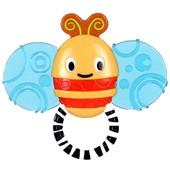 Мягкий прорезыватель/грызунок для зубок Bright Starts Пчелка  (Chicco)