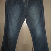 джинсы большой размер пояс 102см