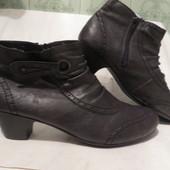 Ботинки Кожа Rieker 41,5 размер