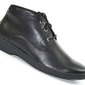 Мужские ботинки натуральная кожа, Mida