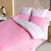 Постель ТЕП полуторка Дует рожевий